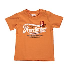 Immagine di T-Shirt in Jersey Salmone - Brums