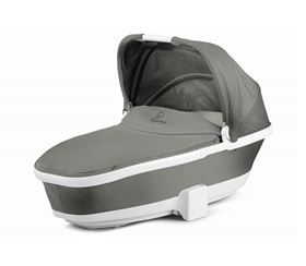Navicella Foldable Carrycot - Quinny grey gravel