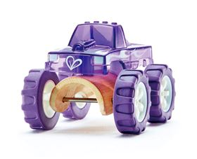Immagine di Monster Truck in Bambù - Hape Toys
