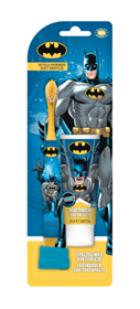 Set spazzolino + dentifricio Batman - Naturaverde Kids