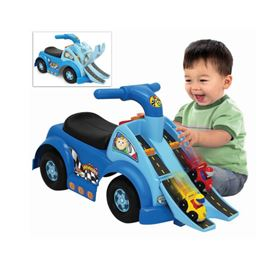 Immagine di Cavalcabile Primi Passi Autopista - Fisher Price