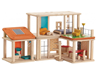 "Casa Componibile in Legno ""Creative Play House""  VARIANTE"