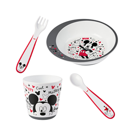Set Pappa Mickey Mouse - Nuk