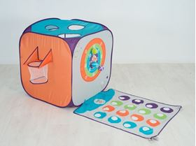 Cubo Pop Up Multisport - Ludi