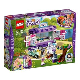 LEGO Friends - 41332 - Lo stand dell'arte di Emma