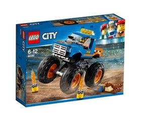 LEGO City Great Vehicles - 60180 - Monster Truck