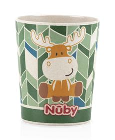 Bicchiere in Bamboo Renna - Nuby