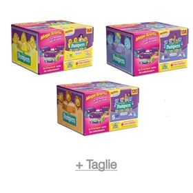 Box di Stoffa Mega Scorta Pampers Progressi