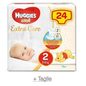 Pannolini Huggies Extra Care