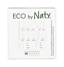 Eco Assorbenti Normal retro - Naty