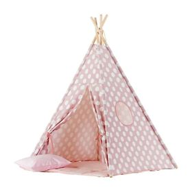 Tenda Teepee Chic&Classy Collection - Wigiwama pois rosa