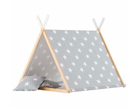 Tenda Gioco 2-in-1 Big Stars - Wigiwama