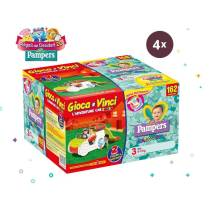 Pannolini Pampers Baby Dry – Mega Scorta in Offerta!