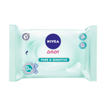 Salviettine Pure And Sensitive – Nivea Baby