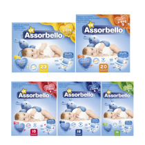 Pannolini UP Dry Fit – Assorbello