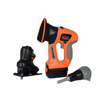 Trapano 4 in 1 Black+Decker – Smoby Toys