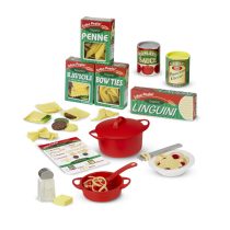 Set per la Pasta, 2 pentole + ingredienti – Melissa & Doug
