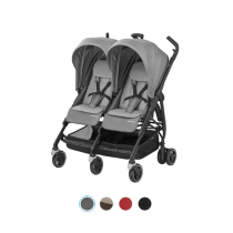 Passeggino Gemellare Dana For2 +0m – Bébé Confort